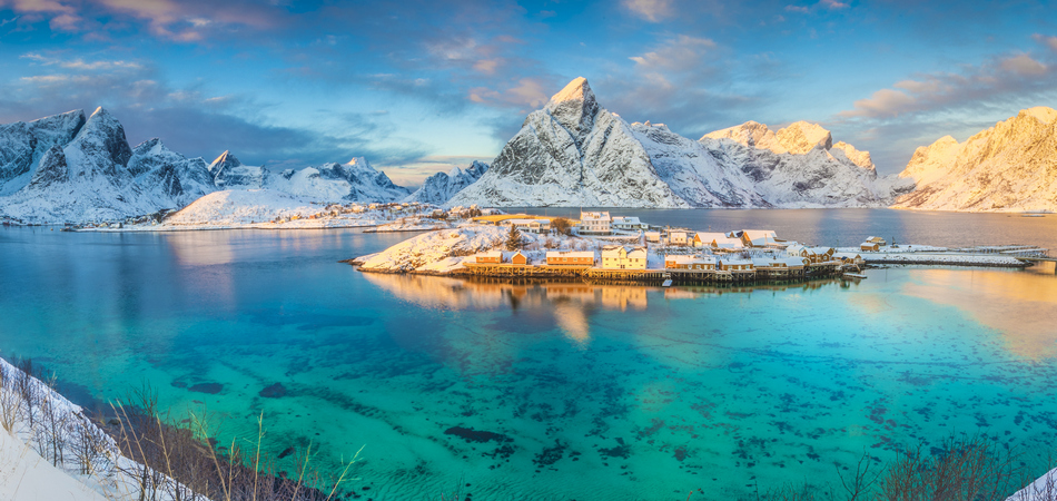 ORSH_Reine, Lofoten Island, Norway_950x450