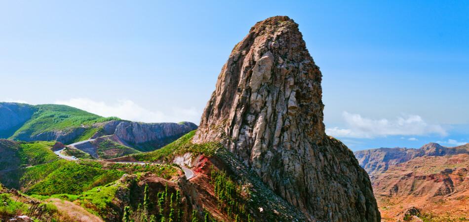950x450 Los Roques(The Rocks), La Gomera, Canary Islands, Spain