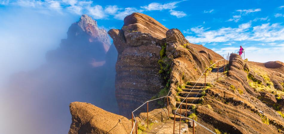 950x450 ORSH_Mountain trail Pico do Arieiro, Madei