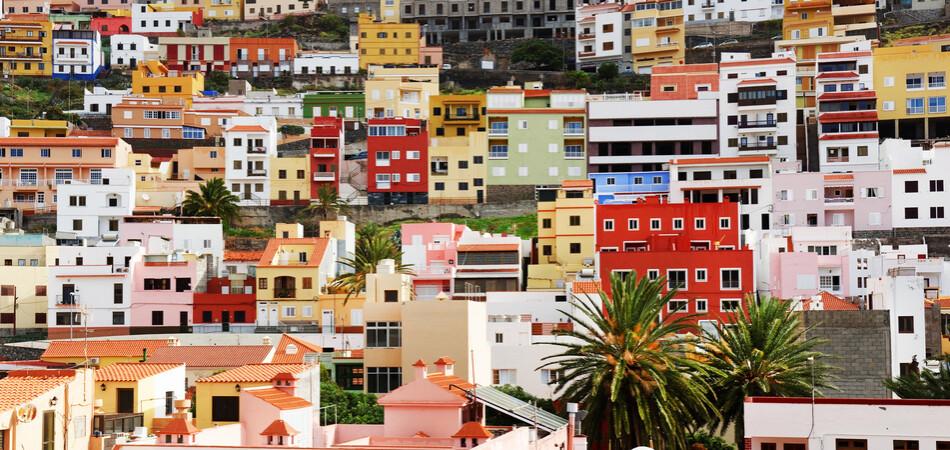 950x450 San Sebastian de la Gomera, Canary Islands, Spain