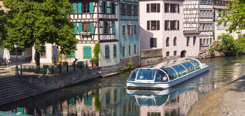 Straßburg - Gerberviertel