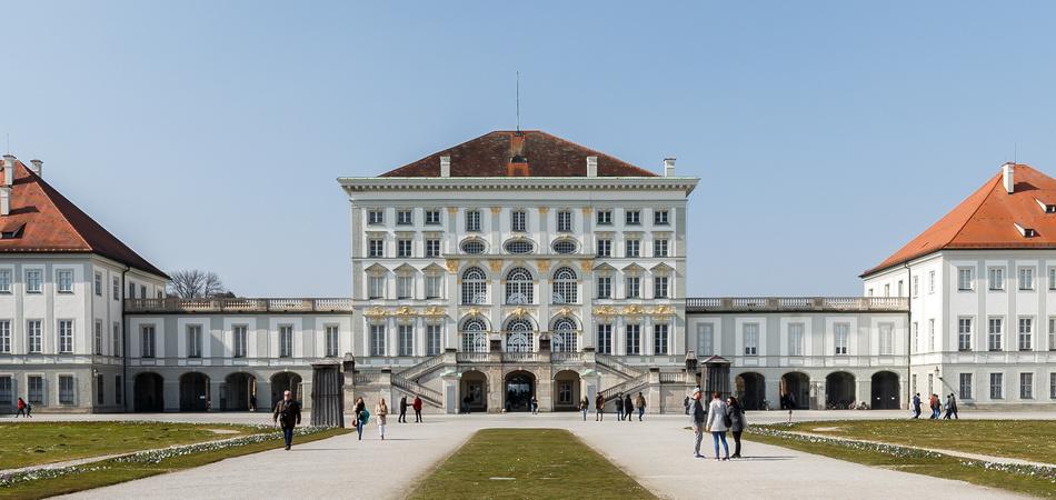 Nymphenburg Castle - Munich
