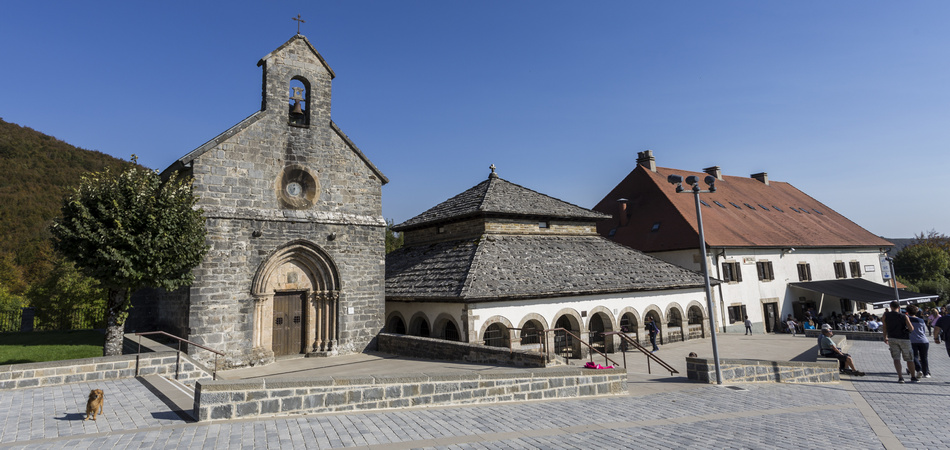 roncesvalles on the santiago way